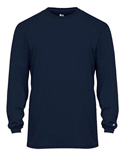 Long Sleeve Baseball Undershirt - 7