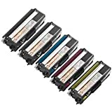 A Plus High Quality Toners for Brother TN315 Toner Cartridge SET (2Black,1cyan,1magenta,1Yellow) HL-4150cdn HL4570cdw HL-4570cdwt MFC-9460cdn MFC-9560cdw MFC-9970cdw5