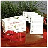Holiday Party Game - Christmas Trivia Game Set