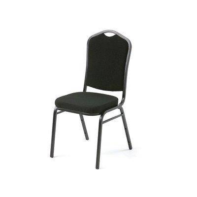 (MityLite Access Banquet Chair, Black Fabric)