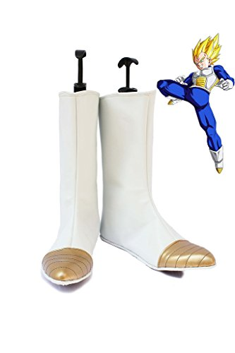 Dragon Ball Anime Vegeta Cosplay Shoes Boots Custom Made
