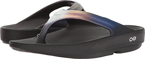 OOFOS - Women's OOlala - Post Exercise Active Sport Recovery Thong Sandal