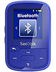 SanDisk 32 GB Clip Sport Plus MP3-speler-Blauw-