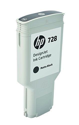 HP 728 300-ml Matte Black DesignJet by HP
