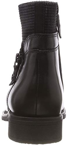 Boots Women''s black 25330 1 Ankle 21 Tamaris Black qUSIvww