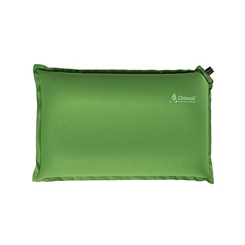 Chinook, Self-Inflating Contour Pillow (Self Chinook Inflating)