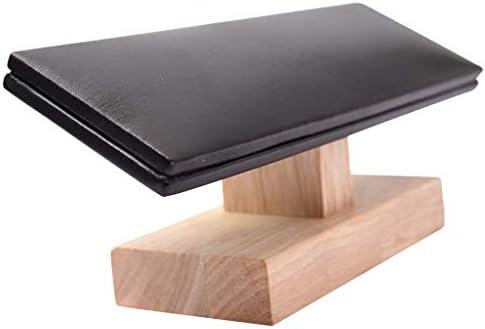 ネックレススタンド アクセサリー ジュエリー ディスプレイ 展示 収納 スタンド 全3色 - ブラック