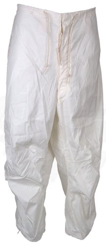 GI M65 Arctic White Snow Camouflage Trousers (Large) for sale  Delivered anywhere in USA