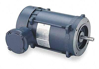- Marathon Motors 1-1/2 HP Hazardous Location Motor,Capacitor-Start/Run,1725 Nameplate RPM,115/208-230 Voltage,Frame 5