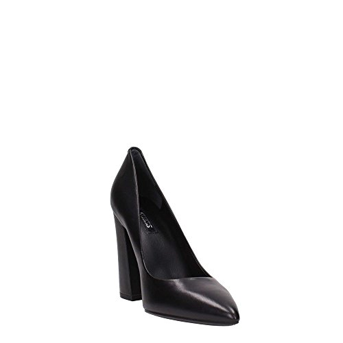 GUESS Pumps Damen Schwarz Leder AD359 (39,5 EU)