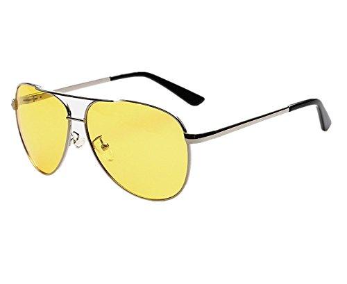 869661403f9 Lorsoul Night View Night Vision Driving Eyewear Glasses Anti Glare ...