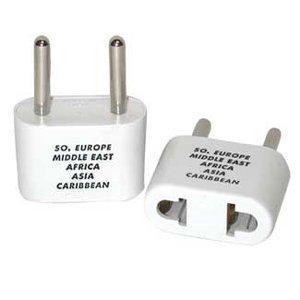 franzus-travel-lite-adapter-plug-two-thin-blades-white
