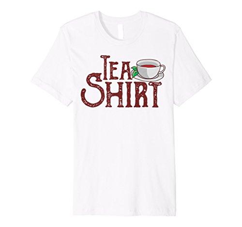 (My Tea Shirt T-Shirt for Tea Party, Tea Time, Tea Bag gifts)