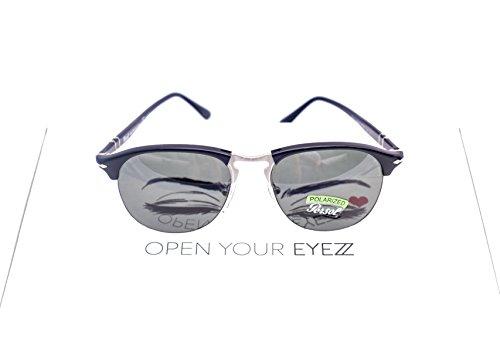 Persol PO8649S Polarized Mens Sunglasses. Size 56. Color Black (95/58) Black - Po8649s