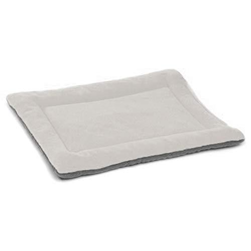 MZjJPN Winter Dog Cat Cushion pet mats Soft Puppy Sleep Bed Kennel Warm Thick Blanket Mattress for Small Medium Large Dogs Bed,Yellow,61x48x3 cm