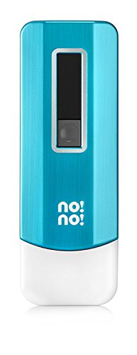 no!no! PRO Hair Removal System for Lasting Results - Basic Kit (Blue)