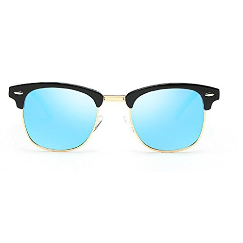 4 Unisex de Gafas disponibles de polarizadas 2 5 para colores alta Color UV400 Protección sol Adecuado completa HONEY definición conducir awqFxa