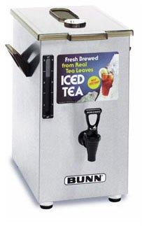 (Bunn Square Style Iced Tea Coffee Dispensers -TD4-0006 )