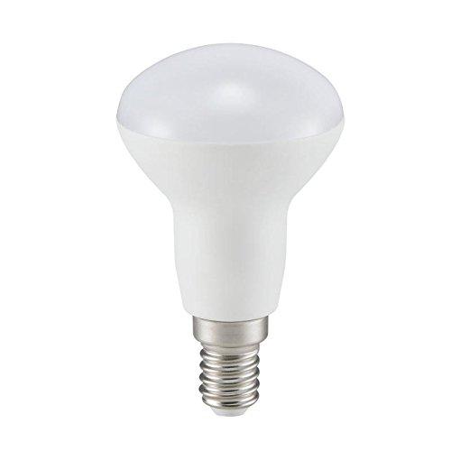 Müller-Licht 400249A +, hd95-Lampe réflecteur LED équivalent 37W, Plastique, 5,5W, E14, Blanc, 8,6x 5x 5cm