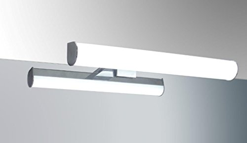 Acquista applique da bagno tallin cromo lampade