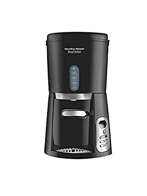 Hamilton Beach 10-Cup Coffee Maker, Programmable BrewStation Dispensing by Hamilton Beach