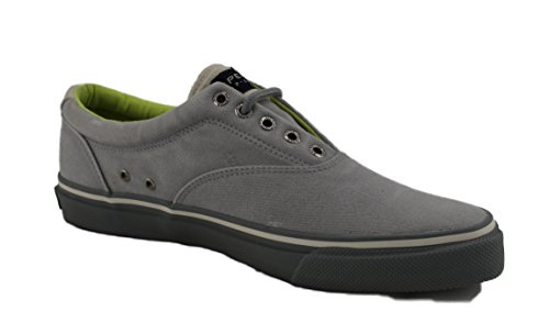 Sperry Sperry Halyard Ll SW CVO/Grey, Toile Homme