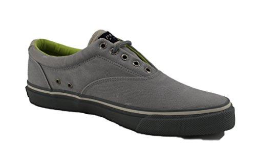 Sperry Halyard LL SW CVO/Grey Bootsschuhe Segelschuhe Sneaker Herren