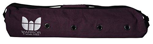 Warrior Yoga Pro Mat Bag- Purple by Warrior