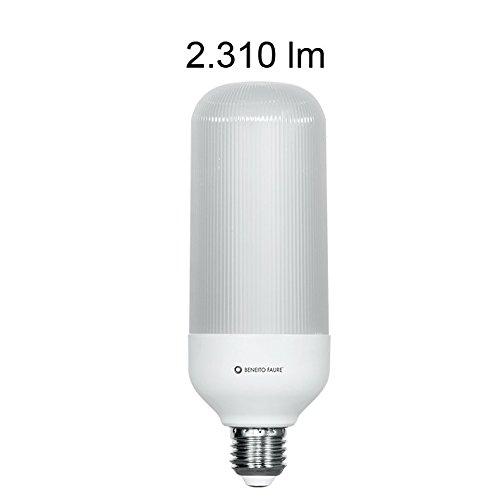 SIL 20W E27 220V 360º LED de Beneito Faure - Blanco natural, E27, 20W: Amazon.es: Iluminación