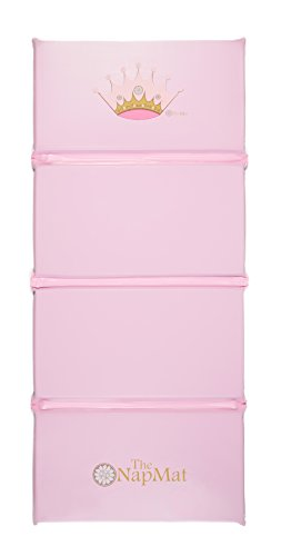 Uber Mom Napmat Crown, Pink