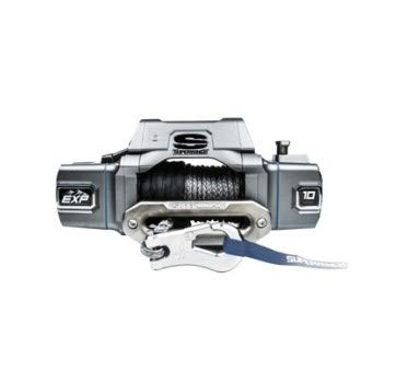 Superwinch SUWS102738 12V ExP Series Electric Winch with Hawse Fairlead