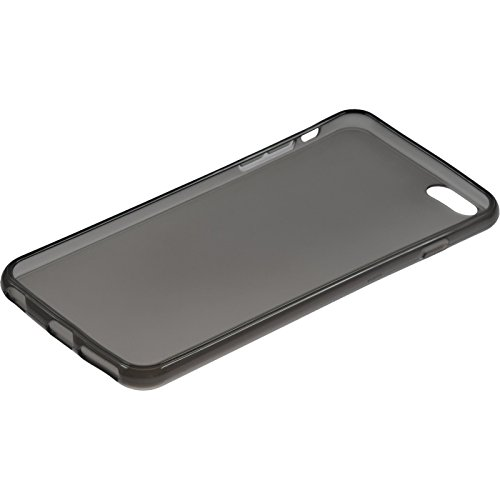 custodia iphone 6 trasparente nera