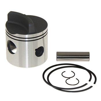Marine Pro Wiseco Piston Kit .040 Mercury Inline High Dome Bore ()