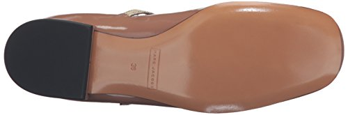 Marc Jacobs Vrouwen Park Ballerina Mary Jane Flat Nude