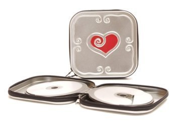 Computer Expressions 55331 Metal CD Wallet Sweetheart (Discontinued by Manufacturer)