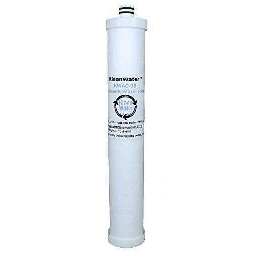 Culligan AC-30 Compatible Filters PureT USA Brand Reverse Osmosis Drinking Water System Replacement Cartridges 3 Filter Set KWAC-30