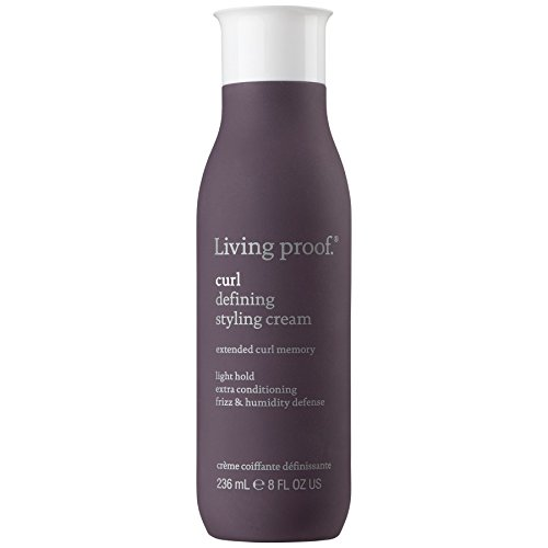 Living Proof Curl Defining Styling Cream 236ml (PACK OF 4) by Living Proof