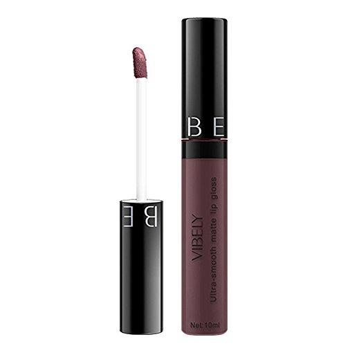 iTLOTL Valentine's Day Present Women Fashion Matte Soft Moisturizing Long Lasting Lip - Enriched Glaze Lip