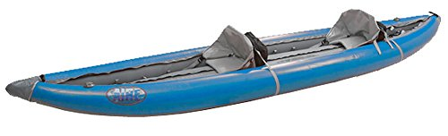 AIRE Super Lynx Inflatable Kayak-Blue