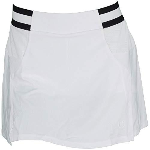(Women`s Sweet Spot Tennis Skirt White)
