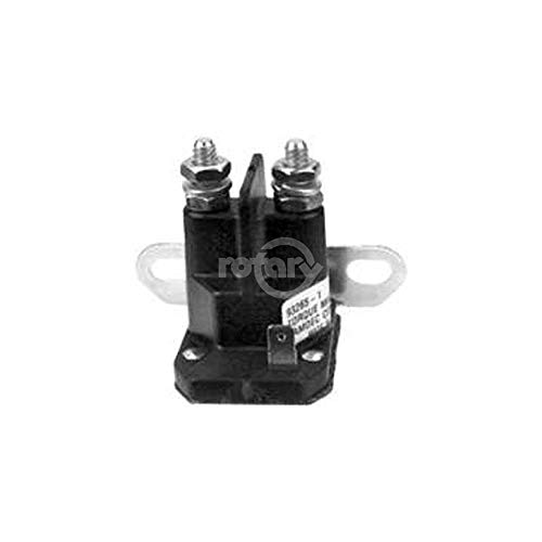 (LawnMowerParts Starter Solenoid Fits Cub Cadet MTD Craftsman Huskee Troy Bilt White 925-1426A + (Free E-Book) A Complete Guidance to Take Care of Your Lawn)