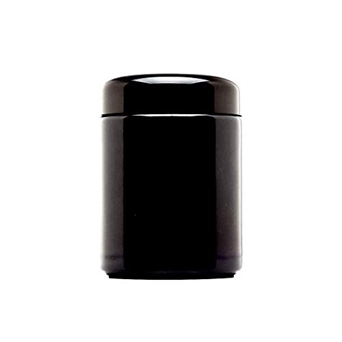 MIRON Violettglas 250ml - Ultraviolet Storage Container | Airtight Smell Proof | Screw Top ()