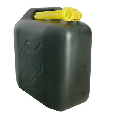 20L JERRY CAN + FLEXIBLE SPOUT W29 SYIN Others