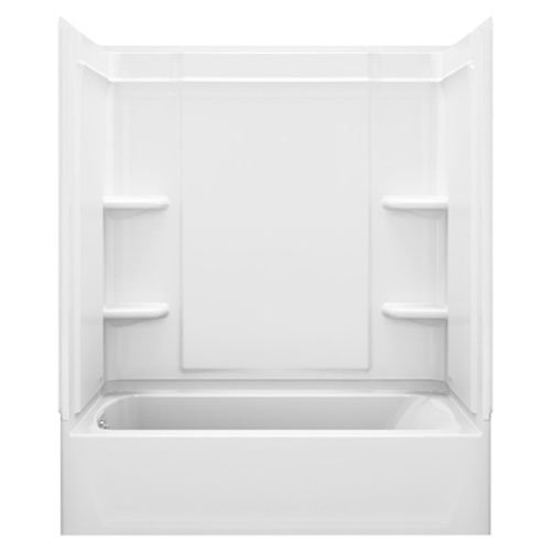 Left Drain 30 (STERLING 71171110-0 Ensemble Series 7117 Bath with Left-Hand Drain, 60 by 30-Inch, White)