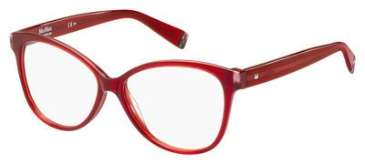 max-mara-max-mara-1294-00n7-transparent-red-eyeglasses