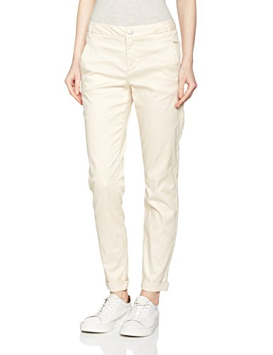 7 noos Donna Pantaloni Sandshell Pants CLOTHES Vichino 8 Vila Beige XxwRqEF4q