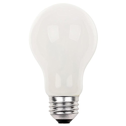 (Westinghouse Lighting 3687300 53 Watt A19 Eco-Halogen Soft White Light Bulb with Medium Base (4-Pack))
