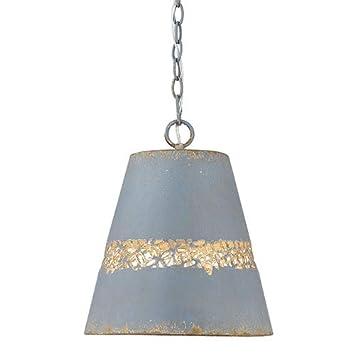 Amazon.com: Golden Lighting 0803-M - Colgante CLB, color ...