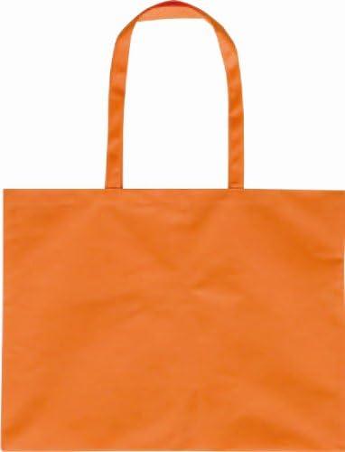アーテック 作品収納バッグ 不織布チャック付 11158 オレンジ