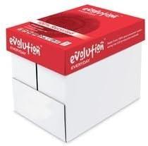 Evolution - Caja de folios (A4, 80 g/m²), color blanco: Amazon.es ...